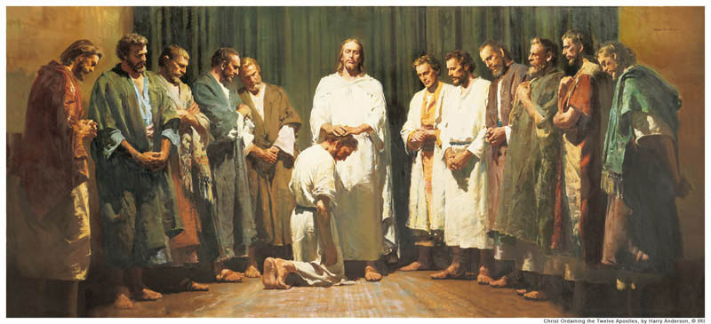 Jesus Has Come To Make Us Ministers Of Our God