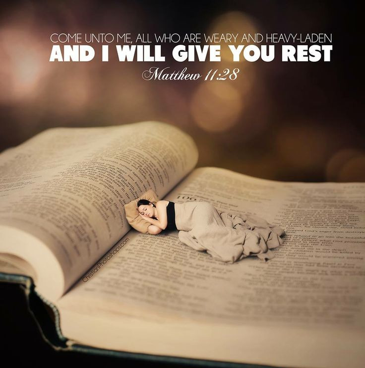 """""""I Will Give You Rest"""""""