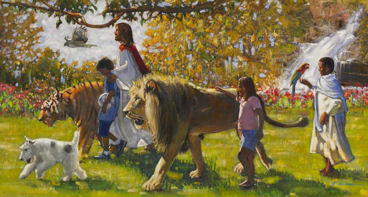 Let Us Meet With God In The Garden Today