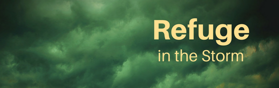 Resting In Your Refuge
