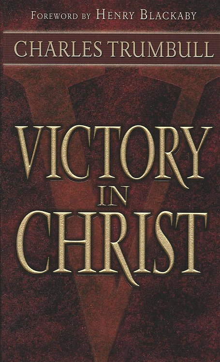 Victory In Christ - #VICTORY