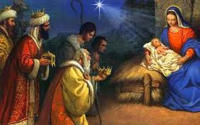 Coming In, Seeing Him, Worshiping Him, And Giving Gifts To Him