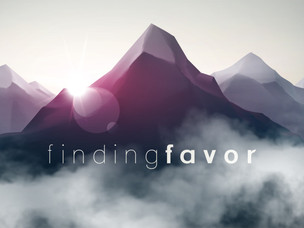 Finding Favor In God's Eyes Today