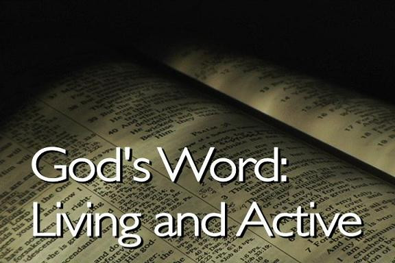 Jesus Puts The Life In His Word