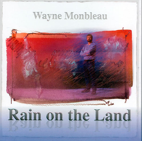 Rain on the Land - #MRAIN