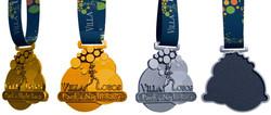 Medalhas - Villa Lobos
