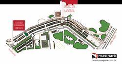 Estacionamento Mapa