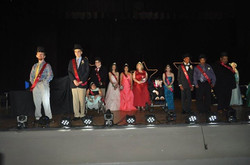 Very proud of our Prom Court this year..