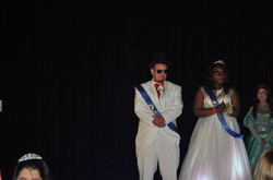 Prom court!