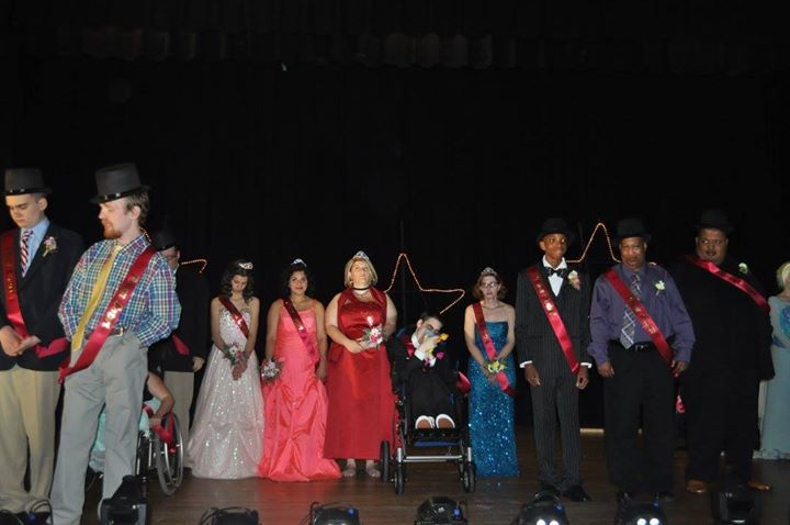 Will in the Prom Court _)