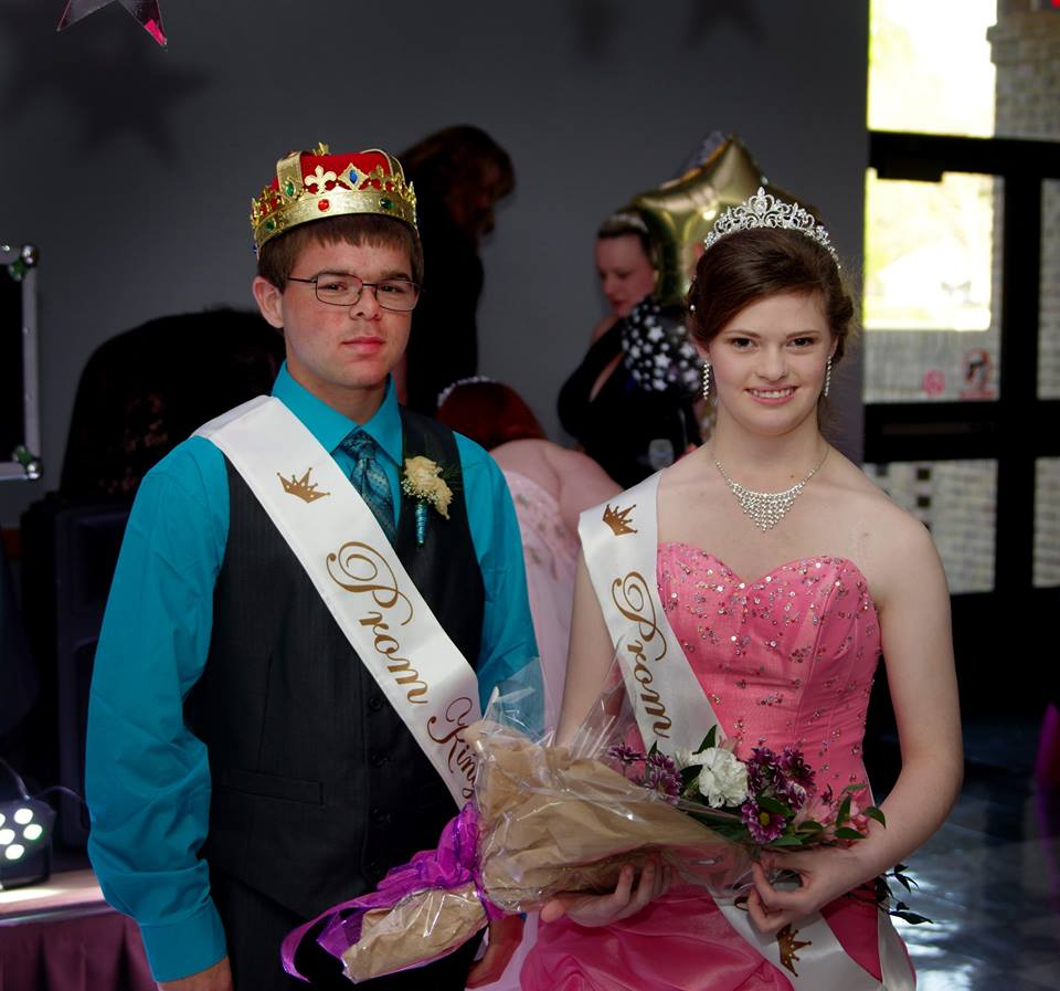 Prom King Queen