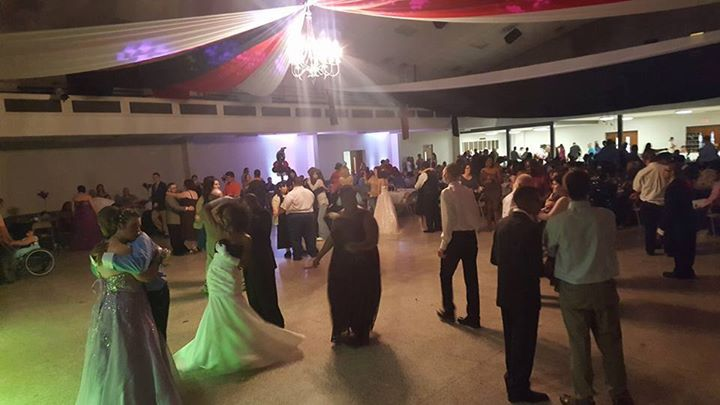 These couples danced the night away!