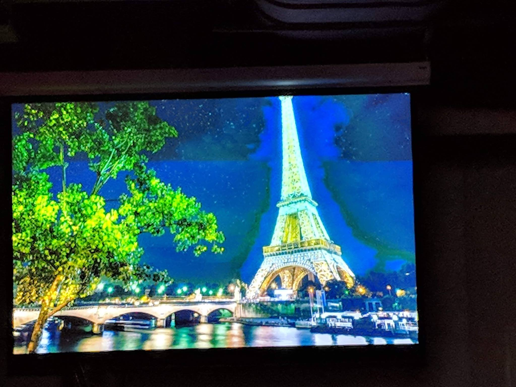 Paris projections