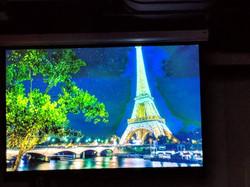 Paris projections