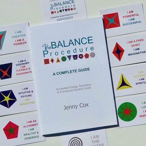 The Balance Procedure Book & Cards