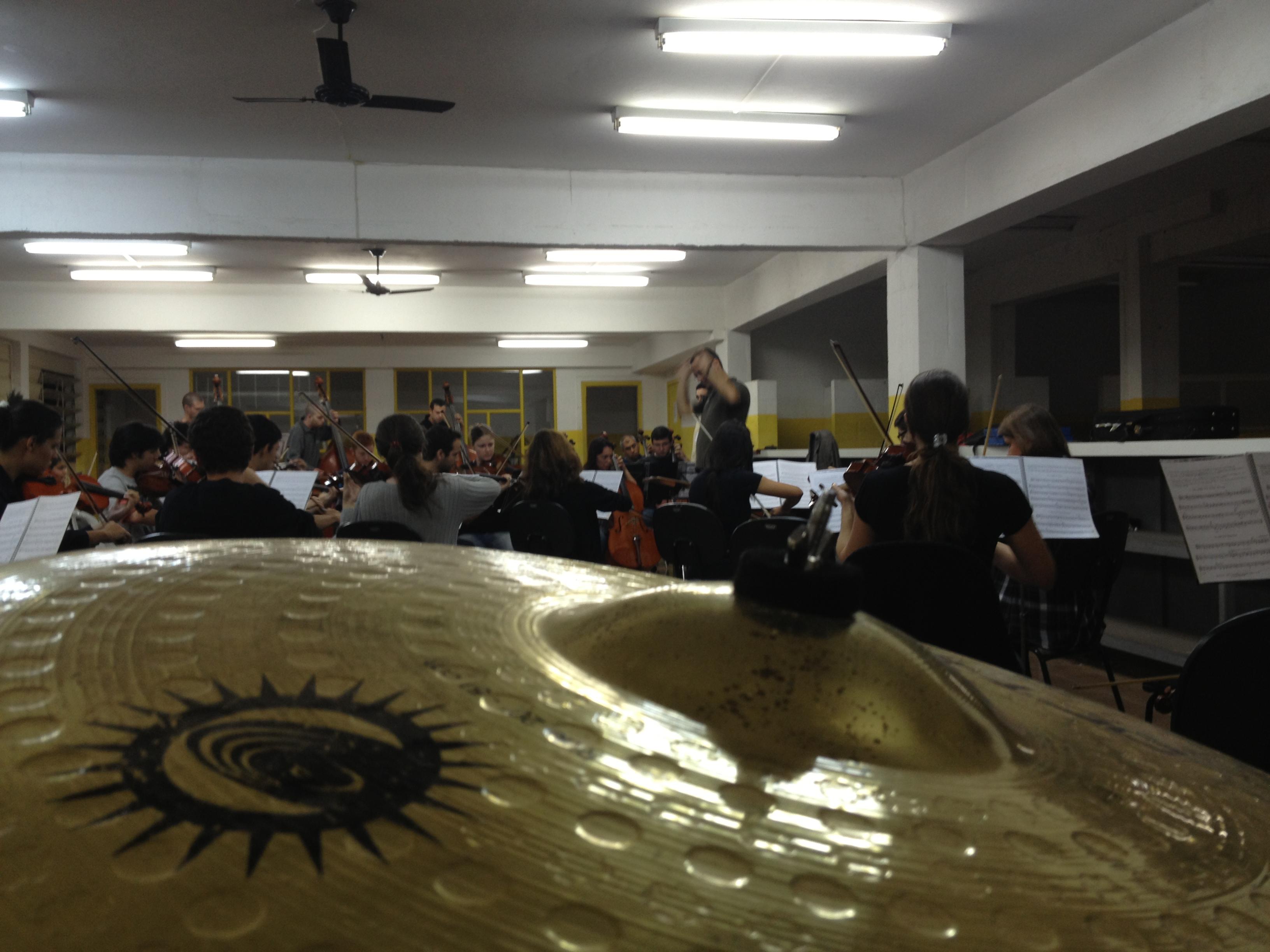 Orquestra Preparatória 2013