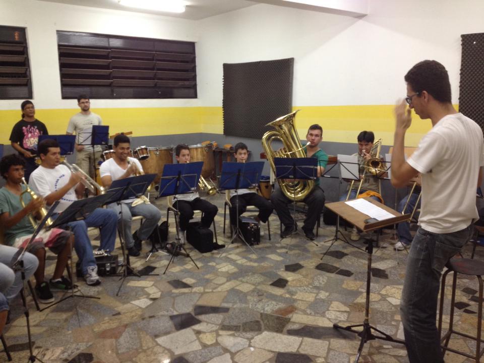 Orquestra de Metais e Percussão