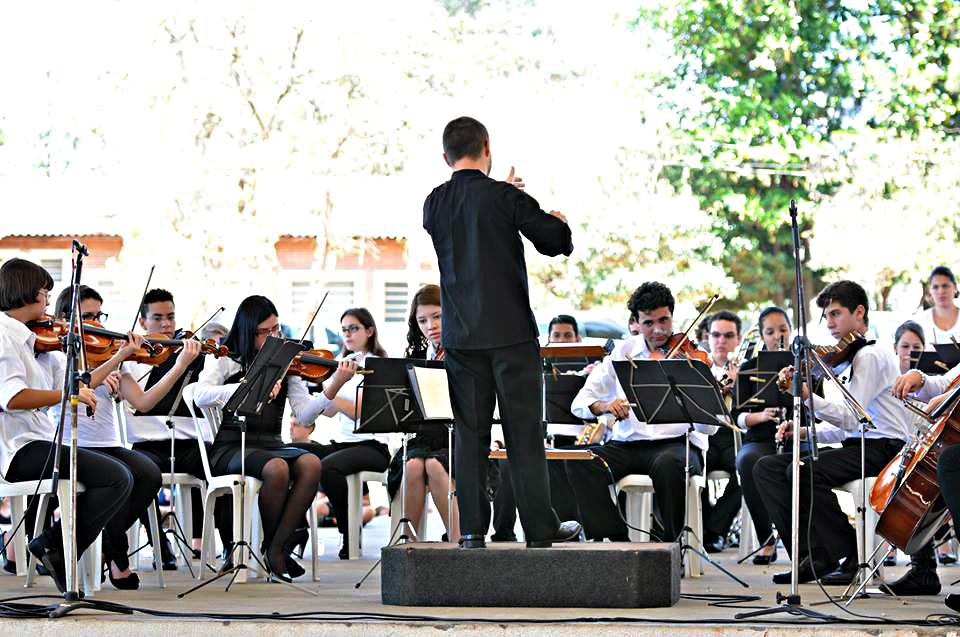Orquestra Jovem no Parque Cidade