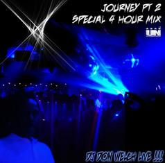 Journey PT 2 Special 4 Hour Mix