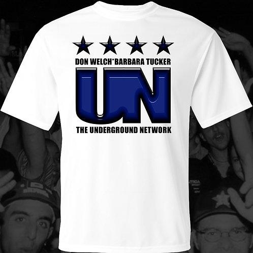 Underground Network Classic (Blue UN) T-Shirt