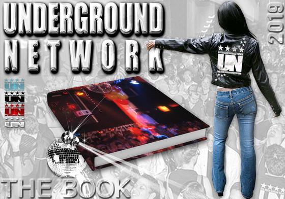 The Underground Network Book 2019 ★★★★