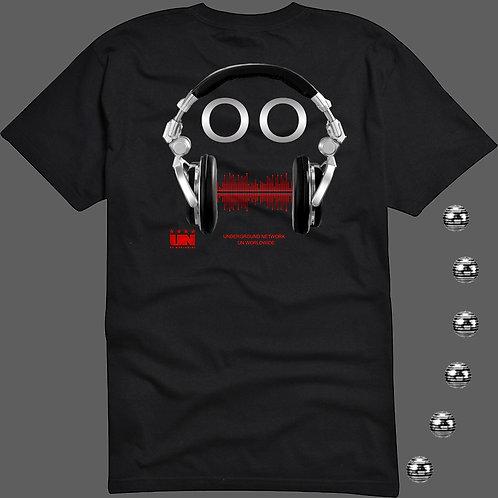 Head Phone T-Shirt