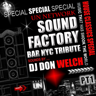 Sound Factory Bar Tribute