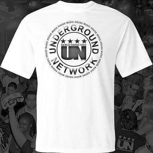 Underground Network Circle T-Shirt