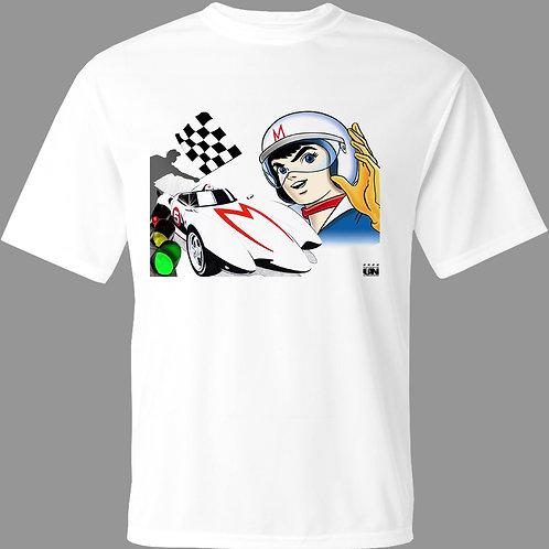 Underground Network Classic Speed Racer Tribute T-Shirt