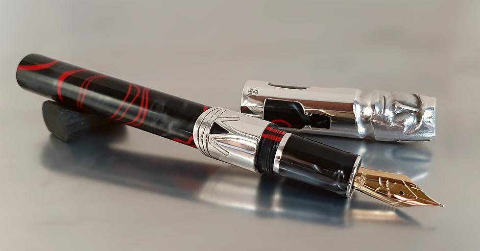 "Custom Pens - KLERPN119FP - ""Rapa Nui"""