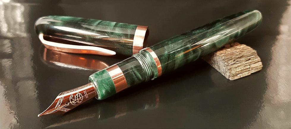 "Custom Pens - KLEME84FP - ""Memoirs"""