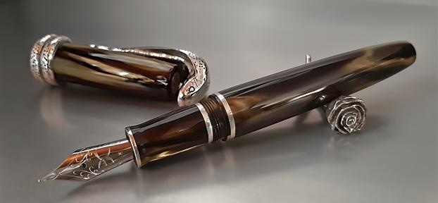 Custom Pen Cobra - Garcia-Deschacht Excl