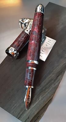 "Custom Pen ""Thor"" - Garcia-Deschacht Exc"