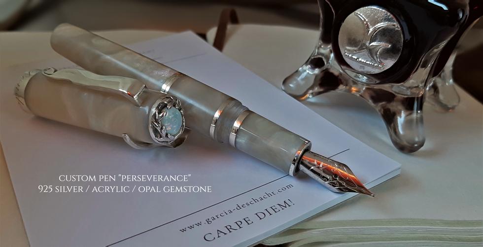 Custom Pen Perseverance - Garcia Deschac