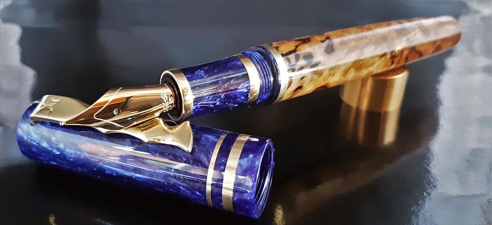 """Custom Pens - """"Wood is Good""""- KLEWG85FP -""""Oasis"""""""