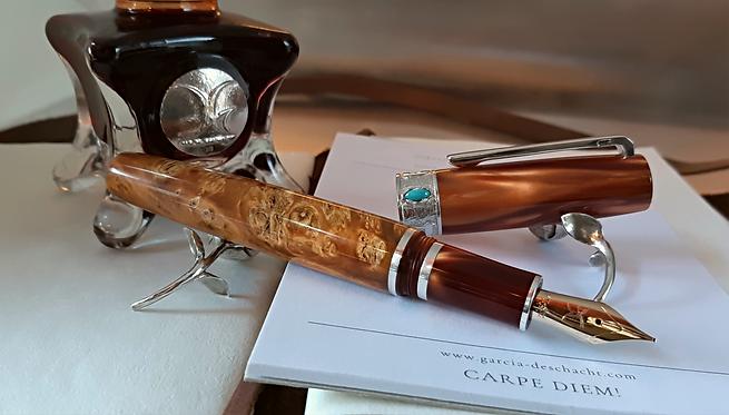 Custom Pen Ktivah Yafah  - Garcia Descha