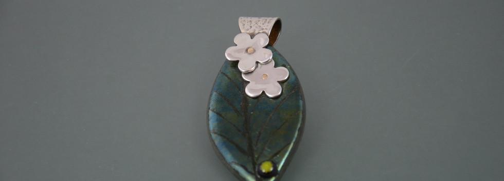 Drilled leaf