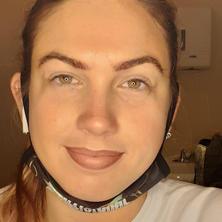 Healed nano brows