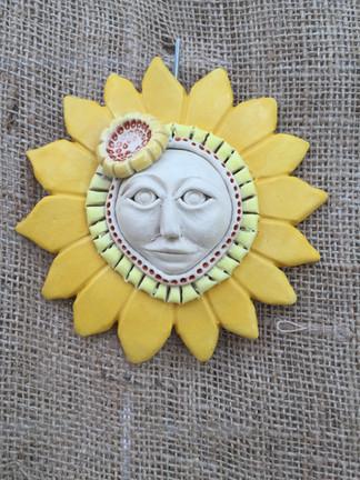 Sunflower Fairy 2016-sold