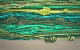 Leaves of Yarn