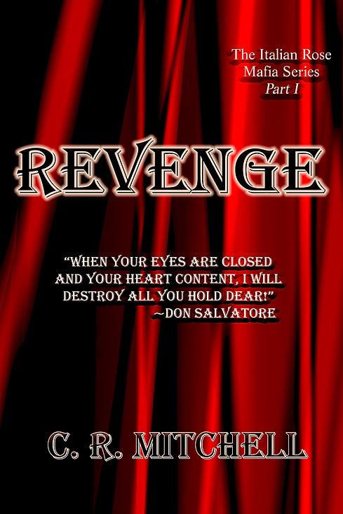 Mafia Suspense Thriller Book 1 by C. R. Mitchell