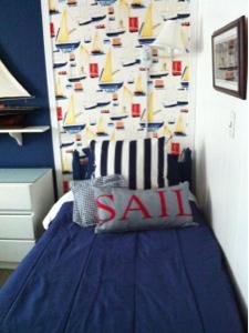 Bed making kick off 2012