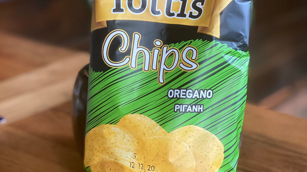 Tottis Oregano Chips