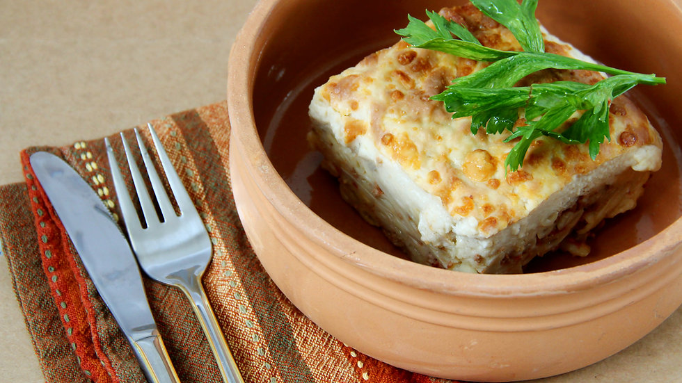 Pastitsio Kit #2- Now Delivering!