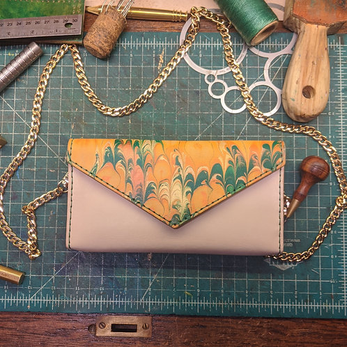 Marbled Clutch CL#004