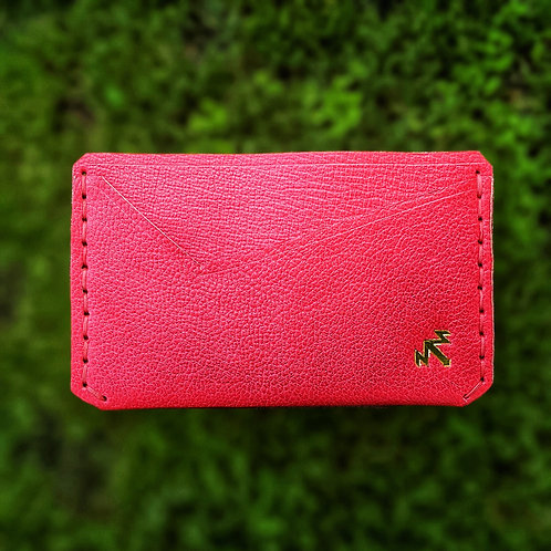 C3 Wallet in Red