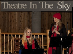 Jessica Zuch Theatre in the Sky Grouse Mt.