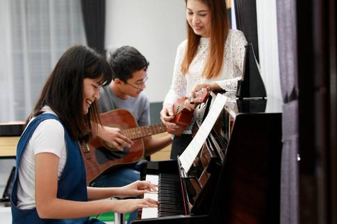 Jazz Piano Group Class