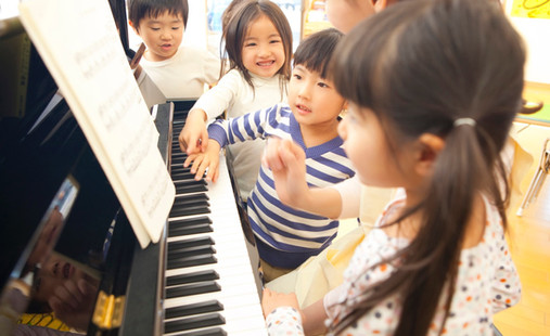 Group Piano Lessons HK