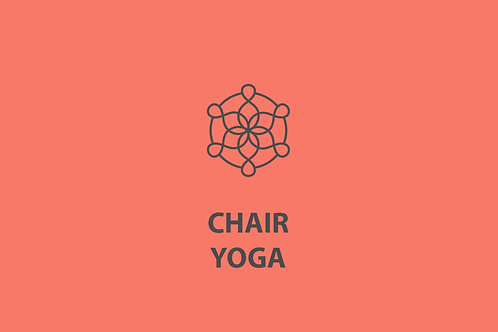 Chair Yoga - Virtual Class